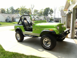 steeler71s 1986 Jeep CJ7
