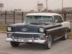hselcuks 1956 Chevrolet Bel Air