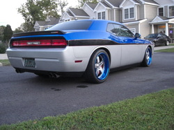 Raszarons 2009 Dodge Challenger