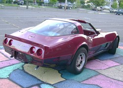 wingnut1970s 1981 Chevrolet Corvette