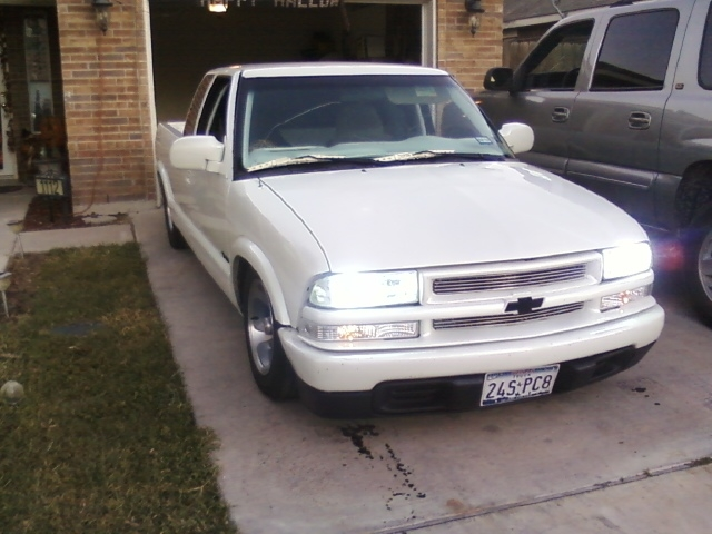Another GeorgeCastillo 2001 Chevrolet S10 Extended Cab post... - 12399684