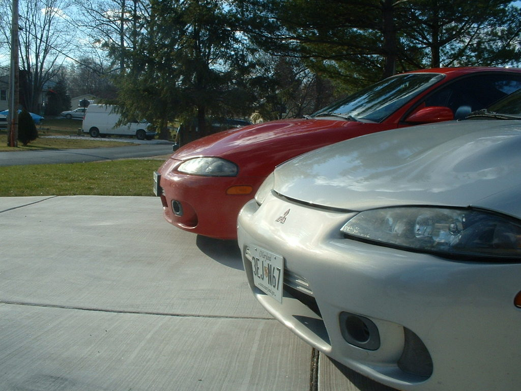 Another BoomerTyperR 1999 Mitsubishi Eclipse post... - 12400373