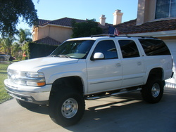 Spicoli302s 2002 Chevrolet Suburban 1500