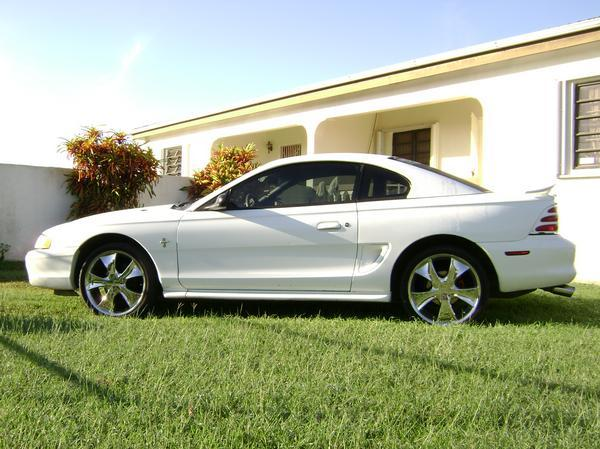 richie_1 1994 Ford Mustang
