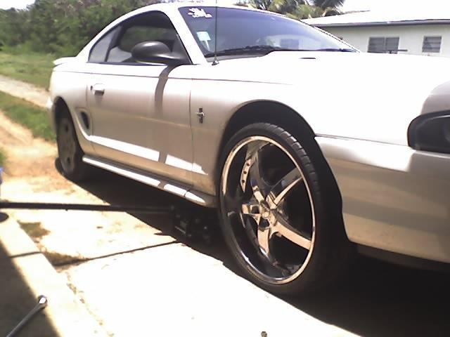 Another richie_1 1994 Ford Mustang post... - 12400677