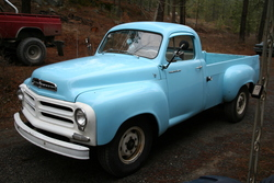 webstertruckers 1956 Studebaker M-Series Truck
