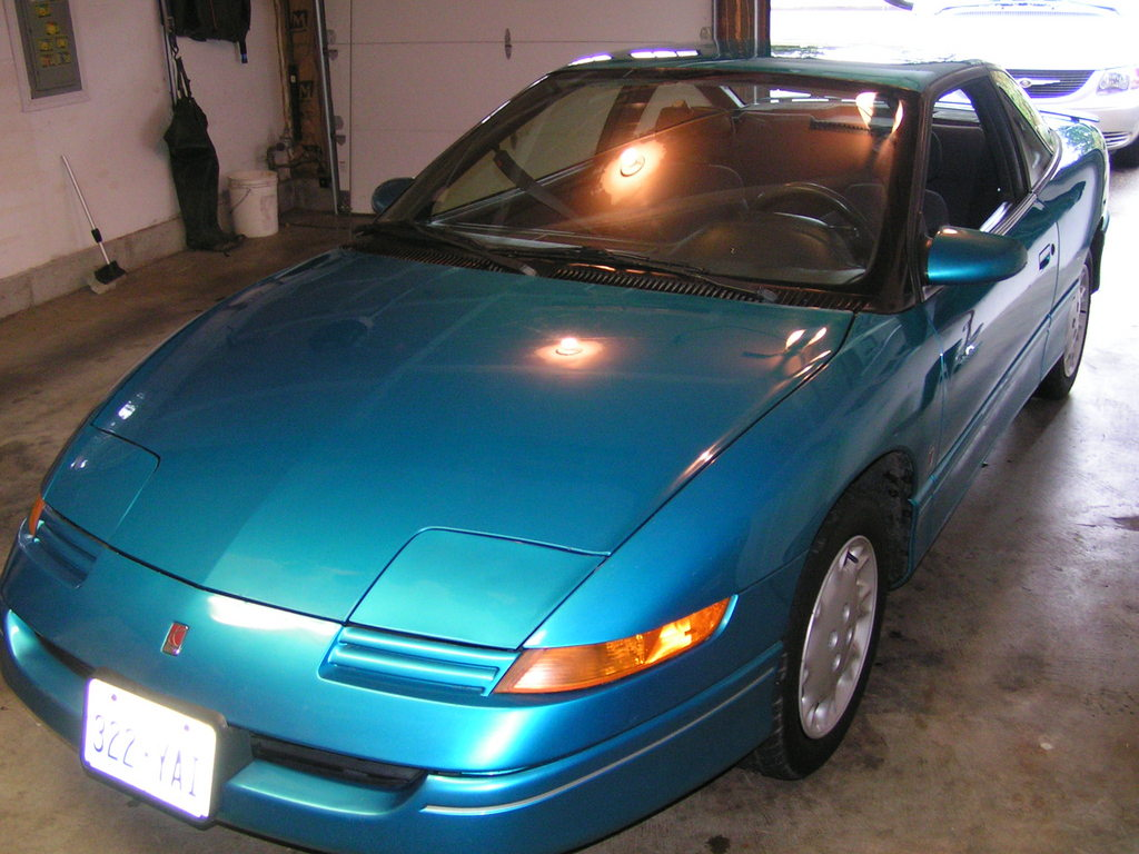 Another seniorproject 1993 saturn s series post