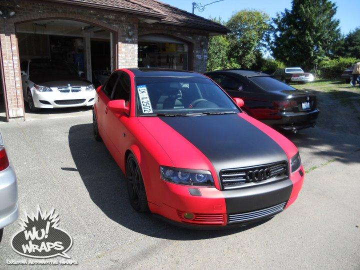 Another Audi425 2004 Audi A4 post... - 12403379