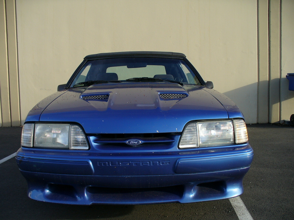 stnick2002's 1987 Ford Mustang