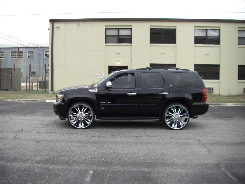 royalboy12 2008 chevrolet tahoe specs photos modification info at cardomain. Black Bedroom Furniture Sets. Home Design Ideas