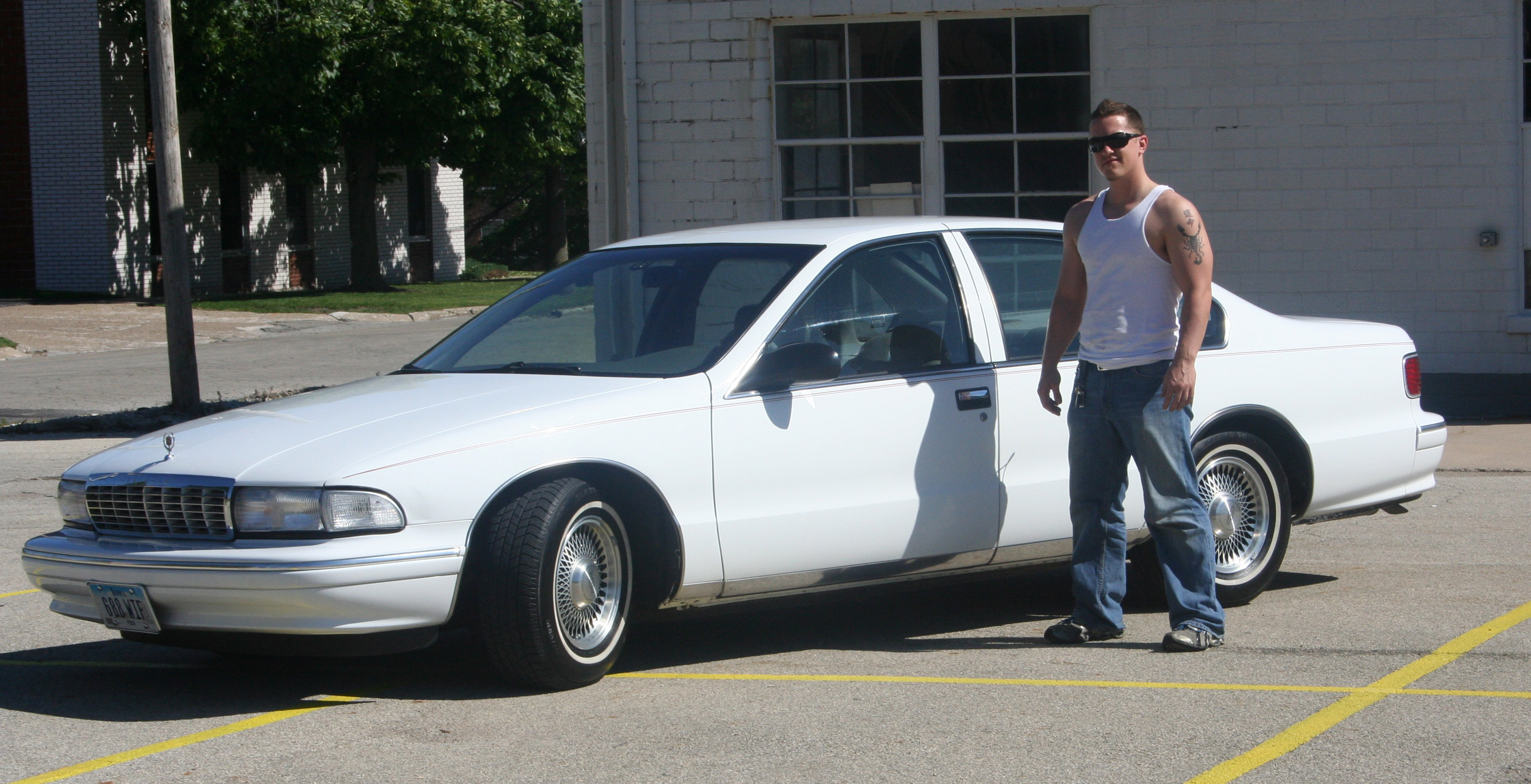 Another old_skool_royale 1996 Chevrolet Caprice post... - 12559582