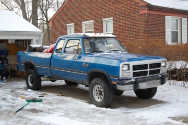 Top Dodge Cars: Dodge W250