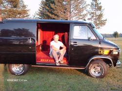 tombrokenspoke 1979 Chevrolet Van
