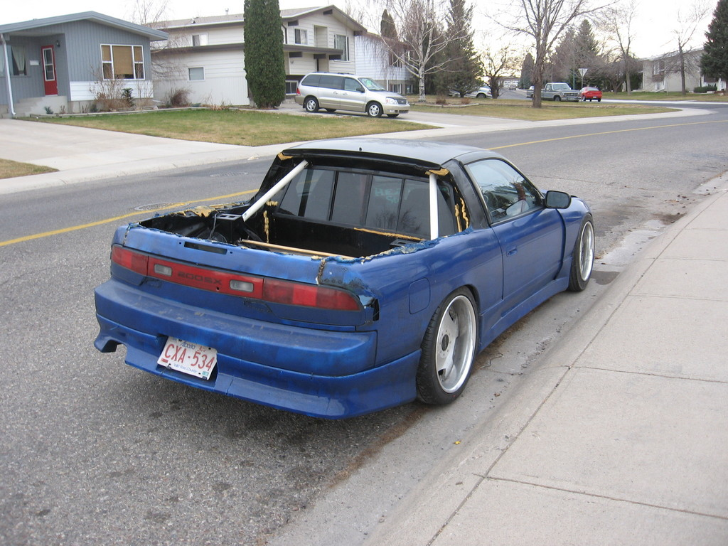 What Is A Rambler Home Oldsmobileguy 1991 Nissan 180sx Specs Photos