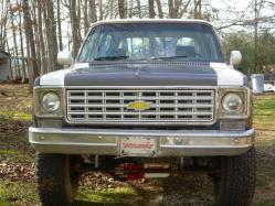 Mayfield4x4s 1975 Chevrolet Blazer