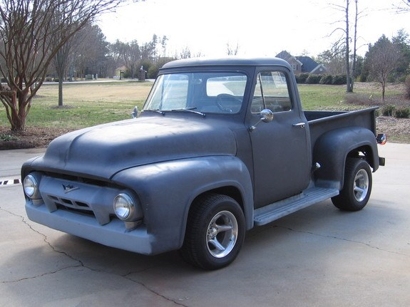 Absolut240 1953 Ford F150 Regular Cab