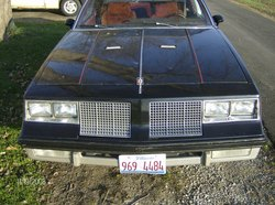 cuttyboy87 1981 Oldsmobile Cutlass Calais