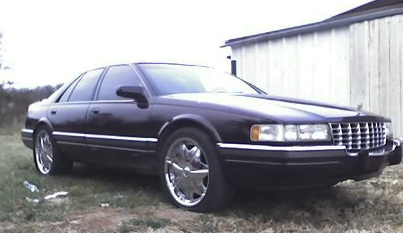 Another jslater217 1994 Cadillac Seville post... - 12407771