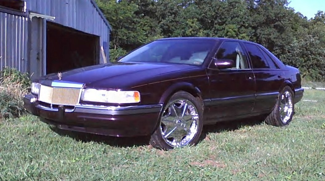 Another jslater217 1994 Cadillac Seville post... - 12407779