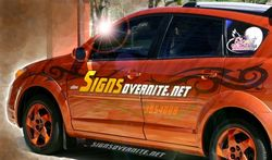 SignsOverNites 2005 Pontiac Vibe