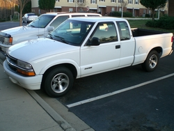 mikeyboy74 1998 Chevrolet S10 Regular Cab
