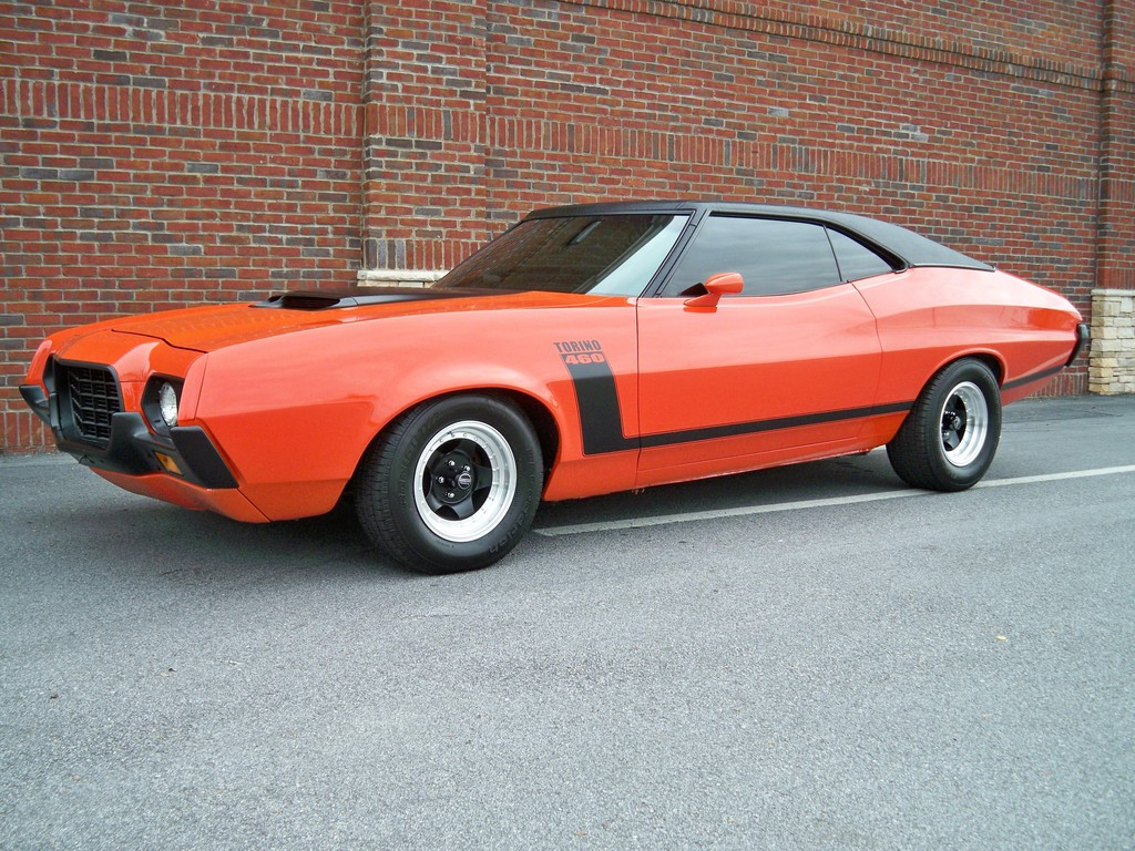badbadge 1972 ford gran torino specs photos modification info at cardomain. Black Bedroom Furniture Sets. Home Design Ideas