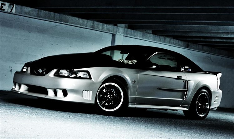OneBadSixxx's 2002 Ford Mustang