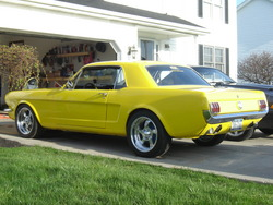 spankows 1966 Ford Mustang