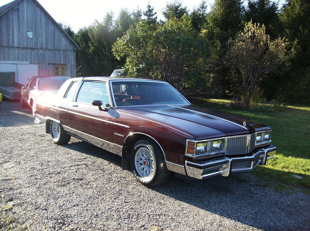 Plymbel58 1981 Pontiac Parisienne Specs Photos