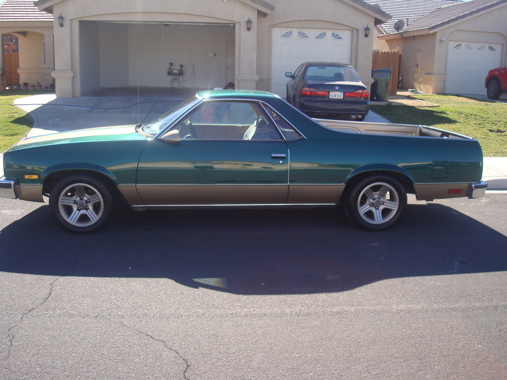 Another GodSon40 1985 Chevrolet El Camino post... - 12409149