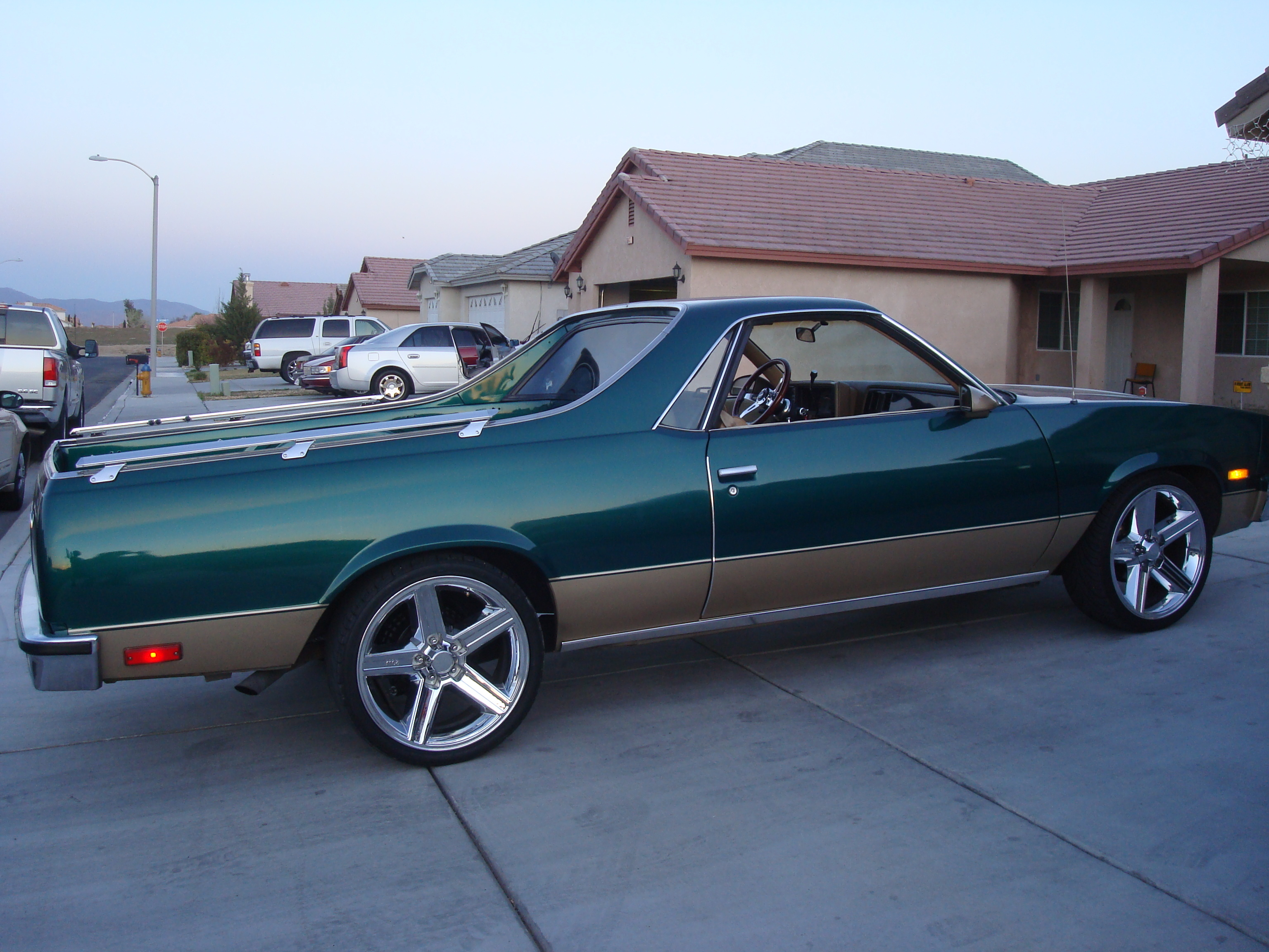 Another GodSon40 1985 Chevrolet El Camino post... - 12409151