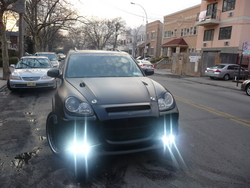 blackedition 2005 Porsche Cayenne