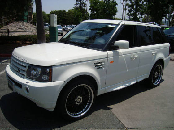 Another rrsrsick 2007 Land Rover Range Rover Sport post... - 12412712