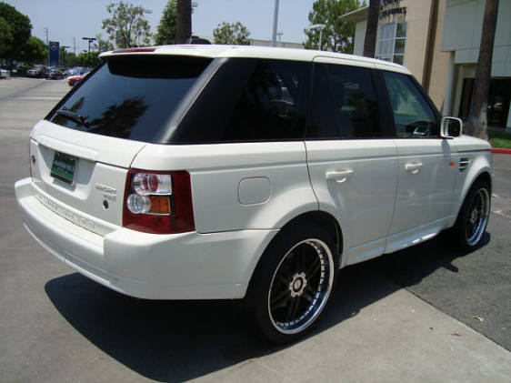 Another rrsrsick 2007 Land Rover Range Rover Sport post... - 12412713
