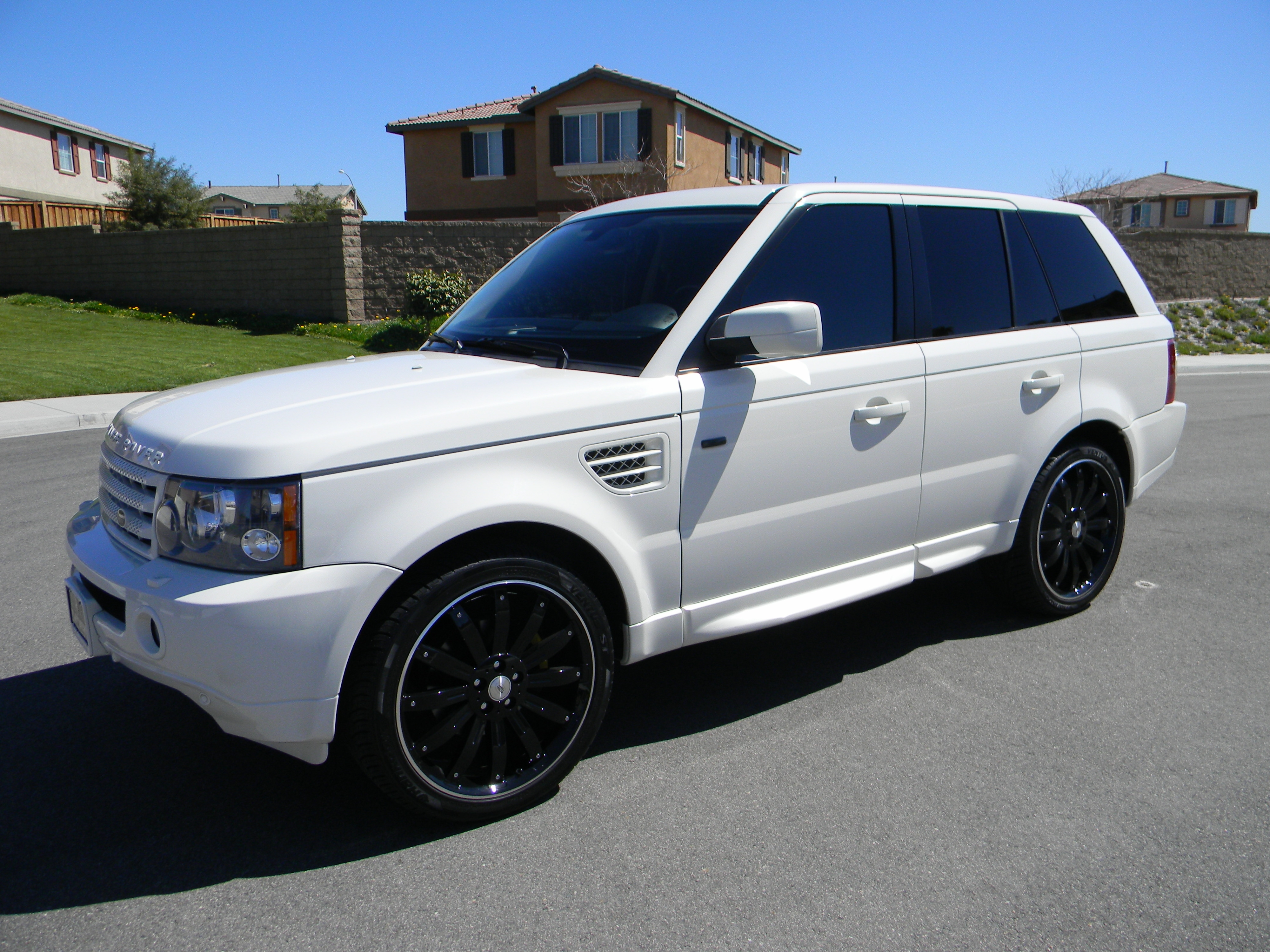 Another rrsrsick 2007 Land Rover Range Rover Sport post... - 12412719