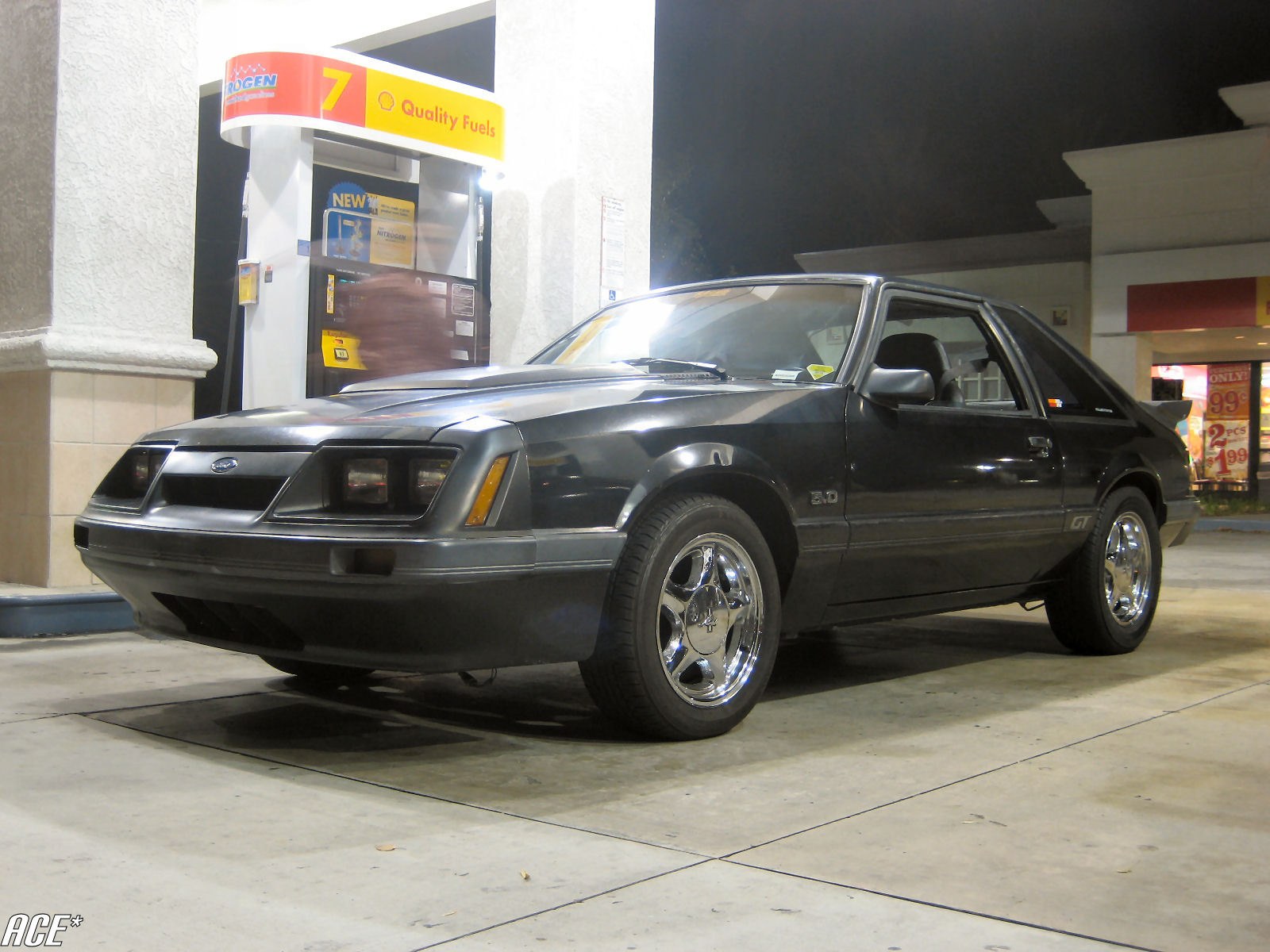 Another EightySixPony 1986 Ford Mustang post... - 13013733