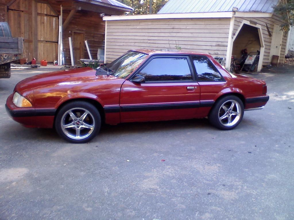 rsb18 1989 ford mustang specs photos modification info. Black Bedroom Furniture Sets. Home Design Ideas