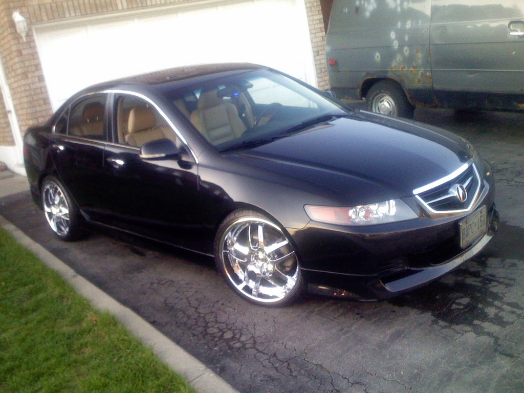 thefinetsx 2005 acura tsx specs photos modification info. Black Bedroom Furniture Sets. Home Design Ideas