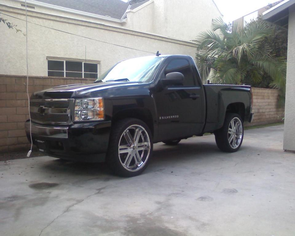 sligio 2008 Chevrolet Silverado 1500 Regular Cab Specs ...