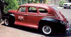 SpexTor 1947 Plymouth Deluxe