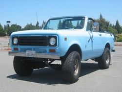 SpexTors 1979 International Scout II
