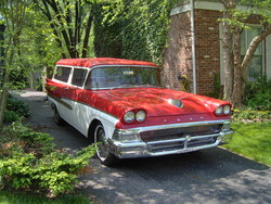1958 Ford Ranchwagon