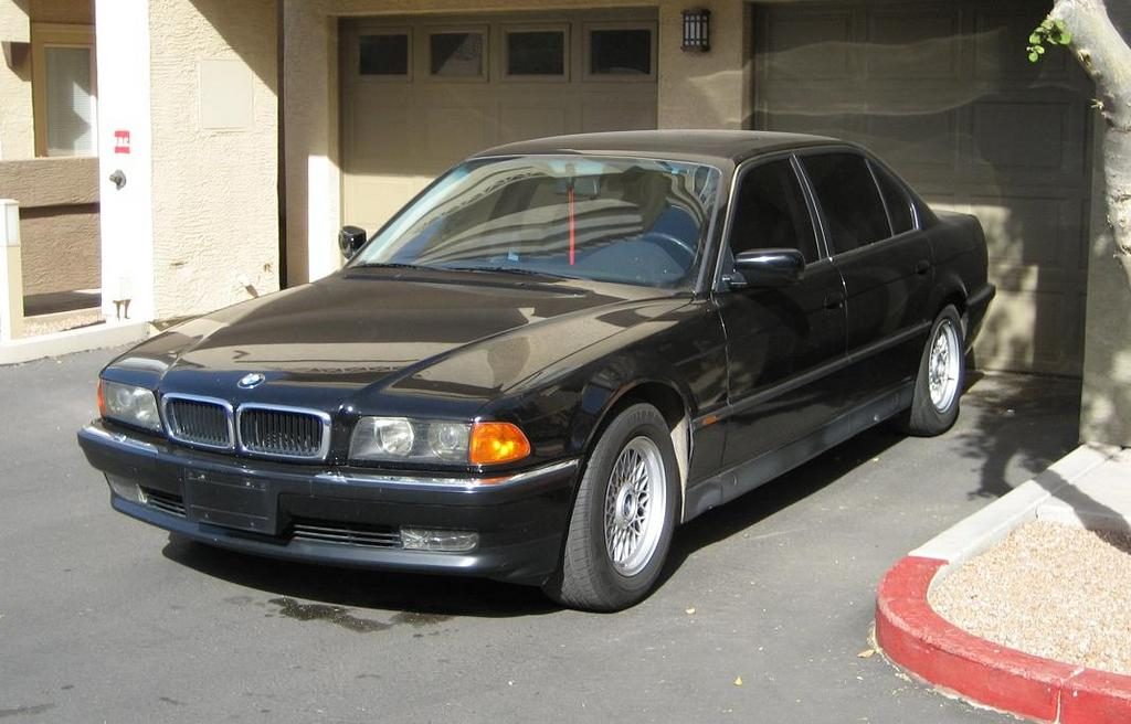 Another ECKzRover 1996 BMW 7 Series post... - 12414210