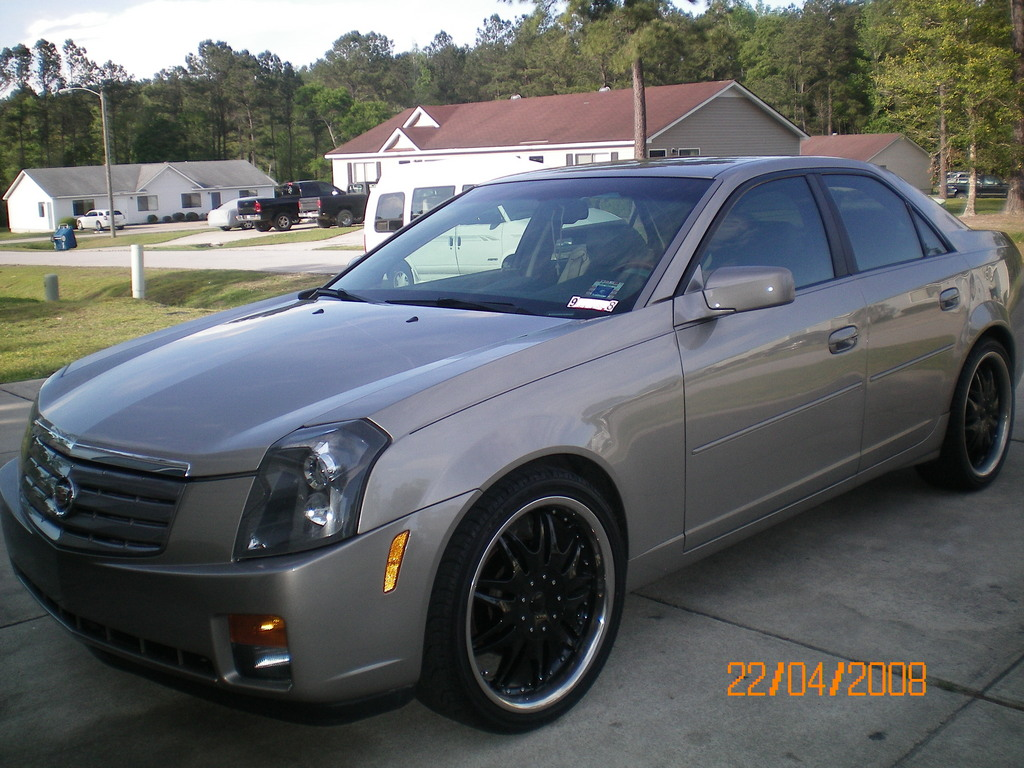 jbfdadon 2003 cadillac cts specs photos modification. Black Bedroom Furniture Sets. Home Design Ideas