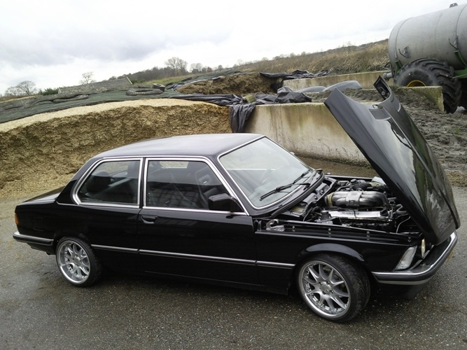 abdiBMWe21's 1981 BMW 3 Series