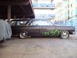tattooman666 1965 AMC Rambler