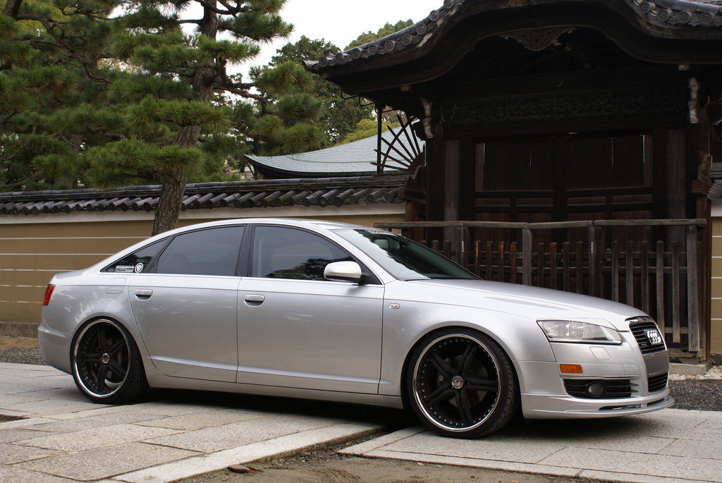 7000moto 2006 audi a6 specs photos modification info at cardomain. Black Bedroom Furniture Sets. Home Design Ideas