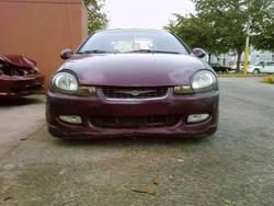 lowerthanloneon 2000 Chrysler Neon