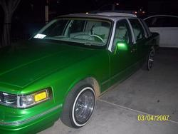BIGG_BOI_661 1995 Lincoln Town Car