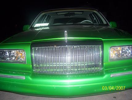 Another BIGG_BOI_661 1995 Lincoln Town Car post... - 12417606